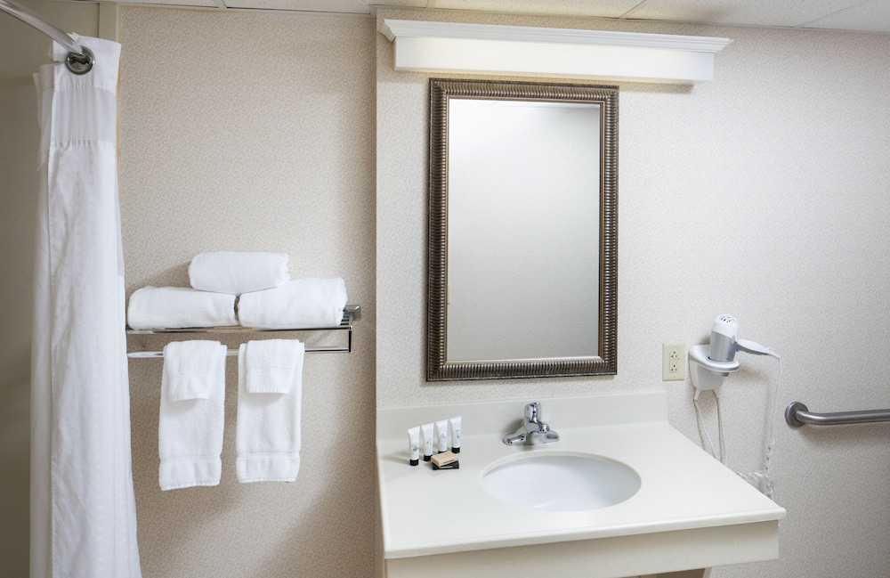 Comodidades da Casa de Banho