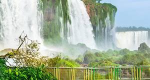 Pacote Foz do Iguaçu + Puerto Iguazú + Paraguay