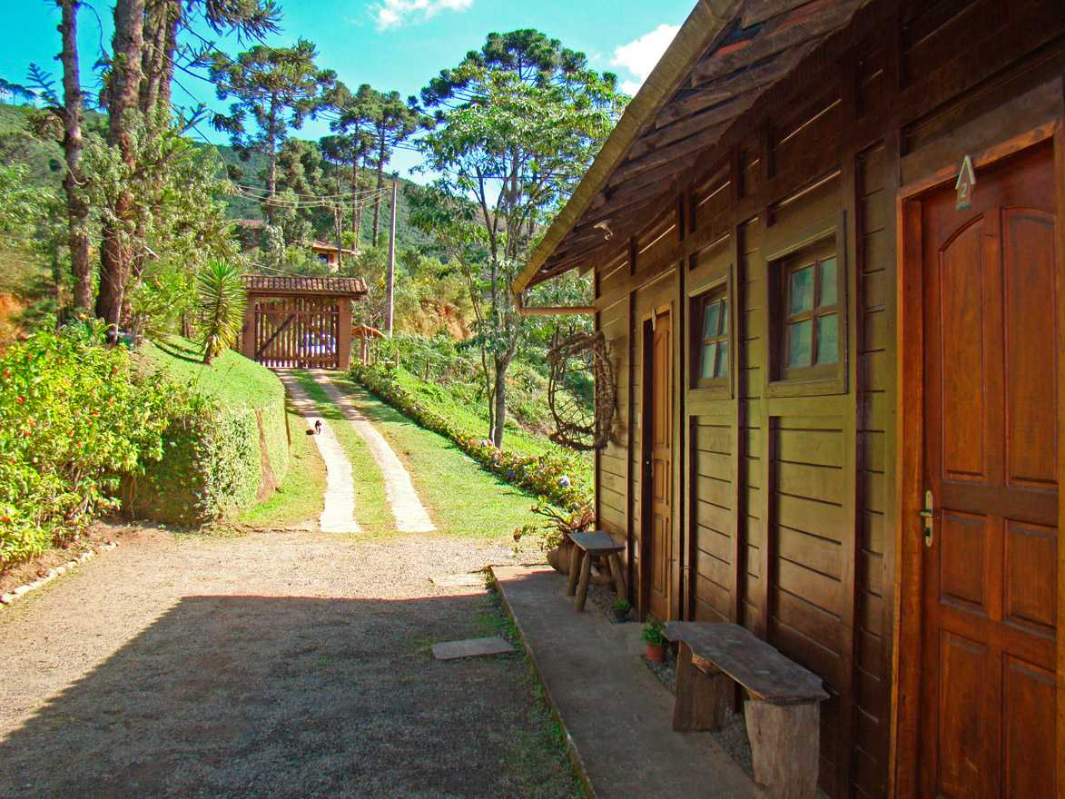 Accommodation with breakfast | Chalet with Fireplace