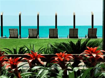 Jardim Principal Villa da Praia