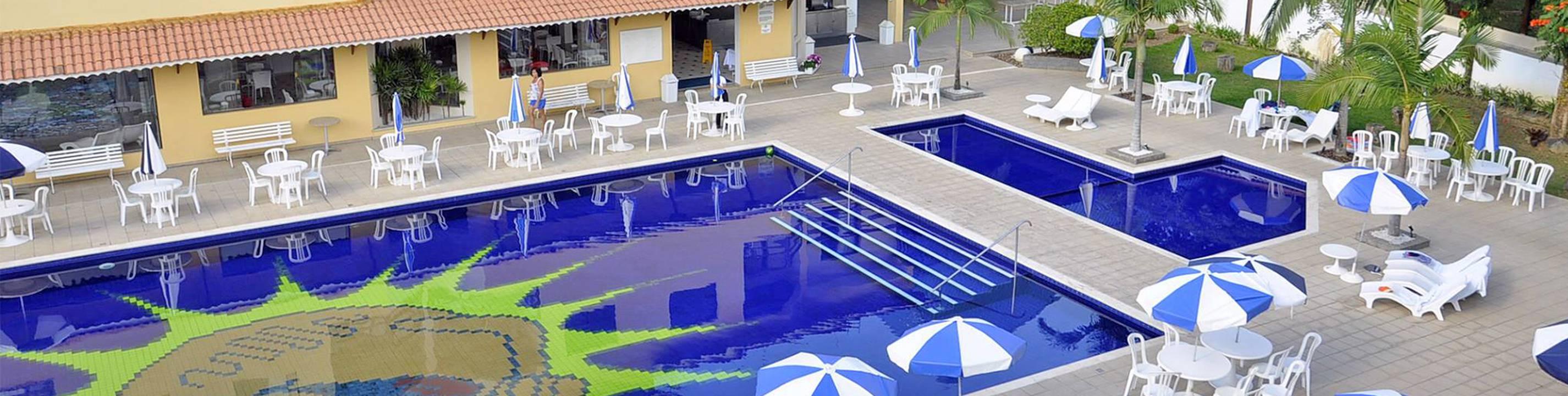 Resort Recanto do Teixeira: Réveillon 2017 - All Inclusive + Ceia