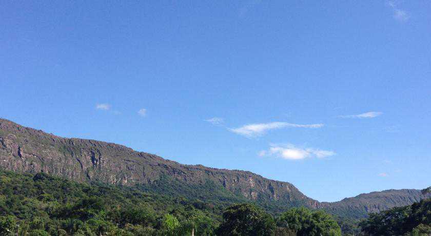 Vista da Serra de São José