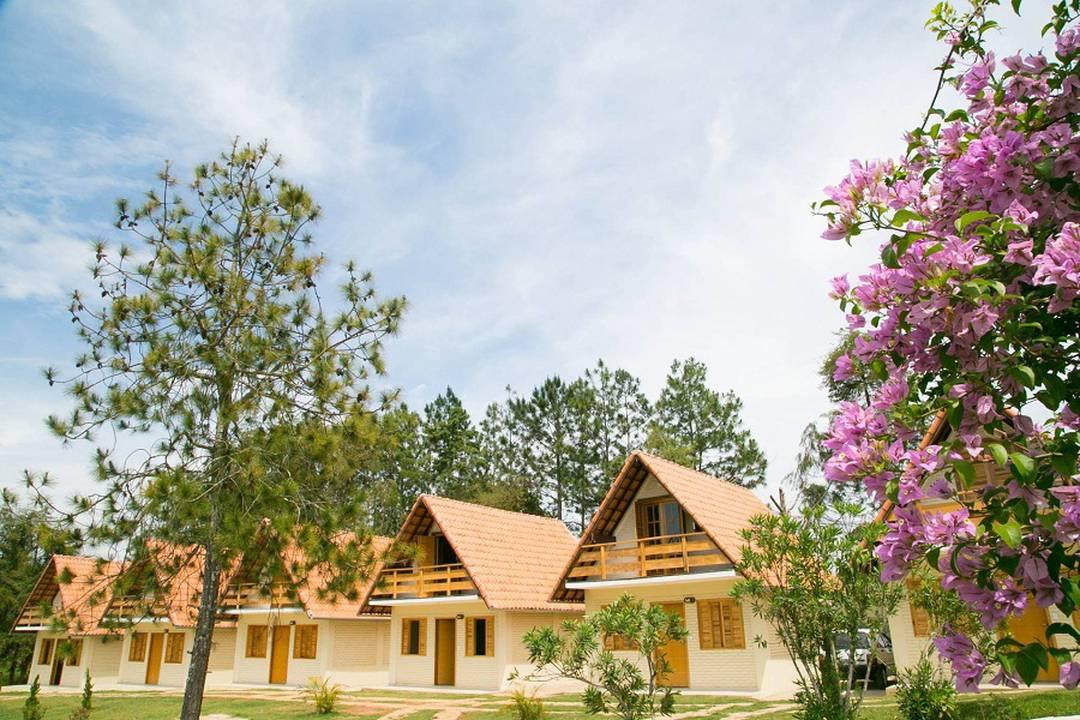 Hotel Fazenda Vista Alegre c/ Pensão Completa