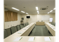 Sala de reuniões. Comporta em Auditório até 70 pessoas.