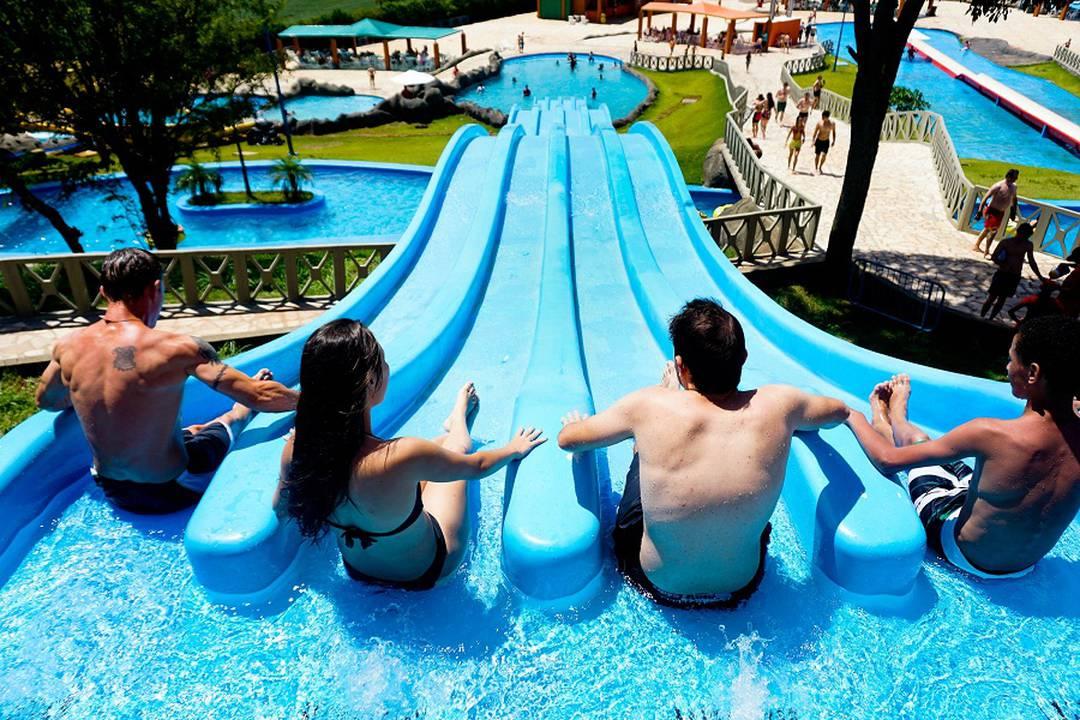 Day Use no Itaipuland Hot Park Resort