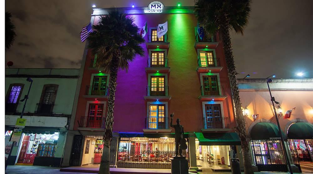 Hotel MX Garibaldi