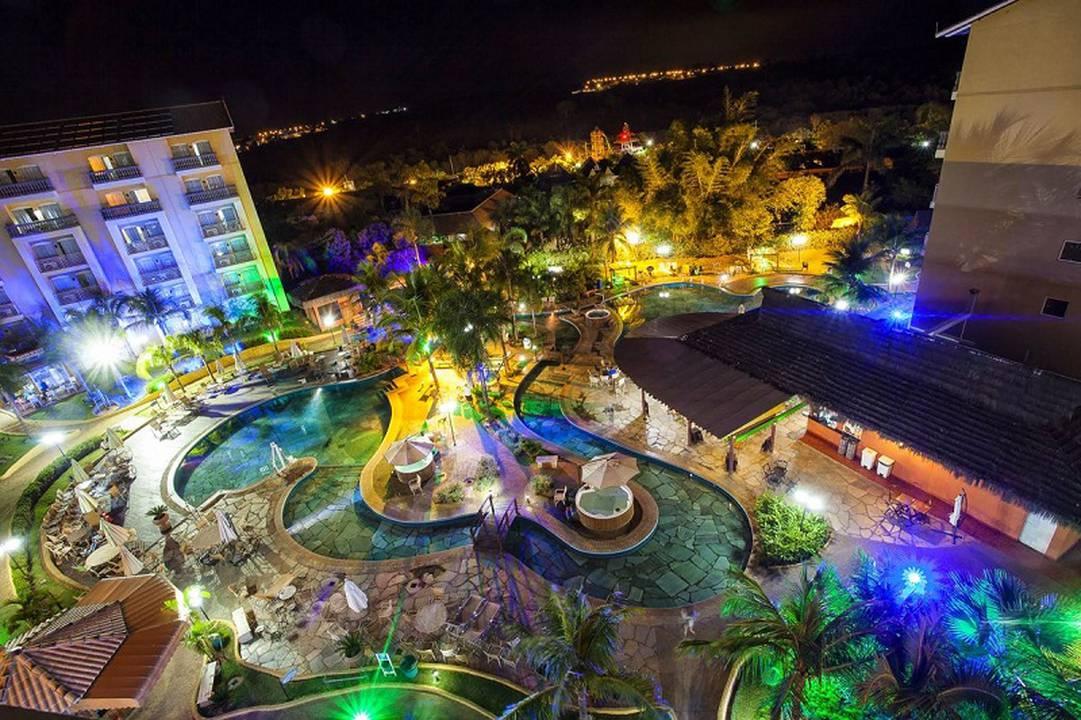 Thermas de Olímpia Resort: Opção de Natal ou Réveillon