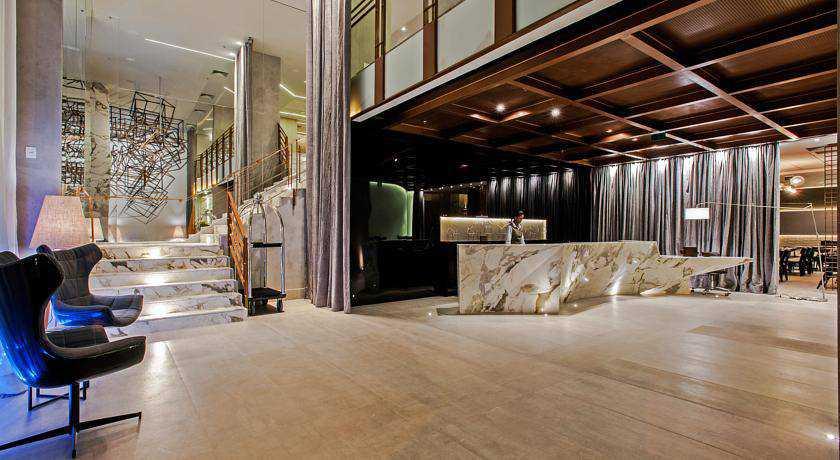 O Hotel Slaviero Rio de Janeiro conta com 270 apartamentos