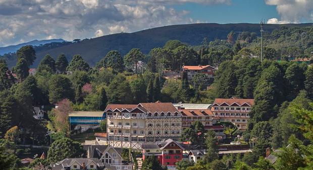 Hotel Le U00e3o Da Montanha