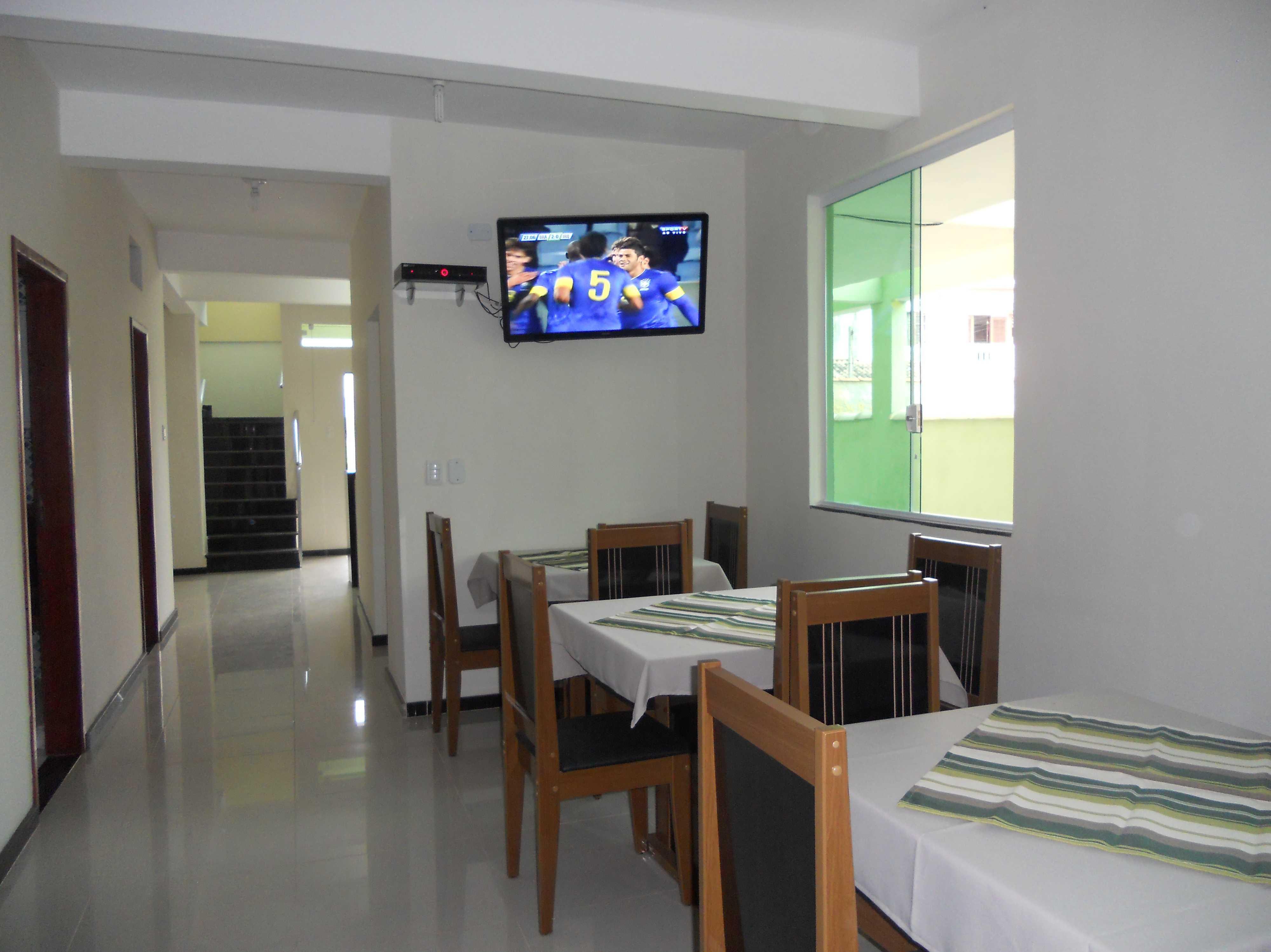 TV Room and Café